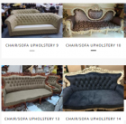 Stylish sofa upholstery Singapore For Your Home